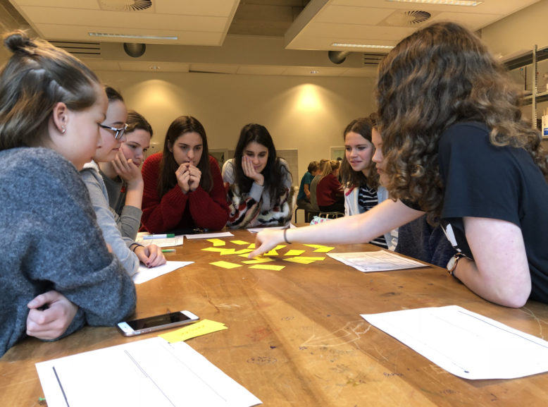 Spaanse Docenten In Opleiding Springen Bij Montessori College